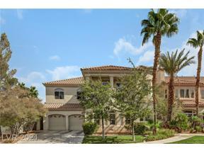 Property for sale at 52 Cascade Lake Street, Las Vegas,  Nevada 89148