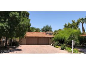 Property for sale at 3008 Campbell Circle, Las Vegas,  Nevada 89107