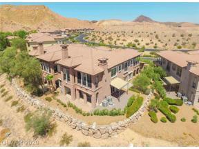 Property for sale at 26 Via Vasari Unit: 101, Henderson,  Nevada 89011