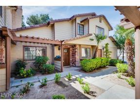 Property for sale at 3235 Dawnflower Street 4, Las Vegas,  Nevada 89121