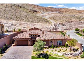 Property for sale at 57 Olympia Ridge Drive, Las Vegas,  Nevada 89141