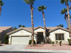 Property for sale at 82 Ocean Harbour Lane, Las Vegas,  Nevada 89148