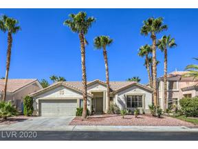 Property for sale at 82 Ocean Harbor Lane, Las Vegas,  Nevada 89148