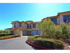 Property for sale at 23 Via Visione Unit: 102, Henderson,  Nevada 89011
