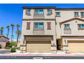Property for sale at 1525 Spiced Wine Avenue Unit: 27101, Henderson,  Nevada 89074