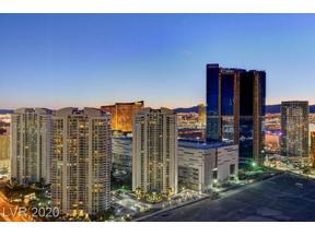 Property for sale at 222 Karen 1601, Las Vegas,  Nevada 89109