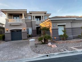 Property for sale at 413 PINNACLE HEIGHTS Lane, Las Vegas,  Nevada 89144