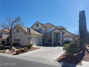 Property for sale at 9621 Camden Hills Avenue, Las Vegas,  Nevada 89145