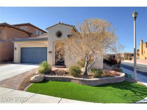 Property for sale at 1029 Via Dupre Street, Henderson,  Nevada 89011