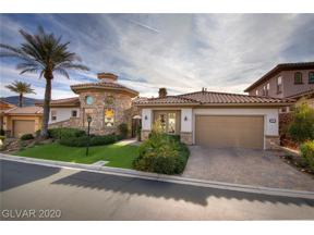 Property for sale at 21 Avenida Sorrento, Henderson,  Nevada 89011