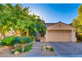 Property for sale at 781 Viscanio Place, Las Vegas,  Nevada 89138