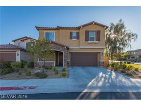 Property for sale at 1016 Solaris Glow Street, Henderson,  Nevada 89052