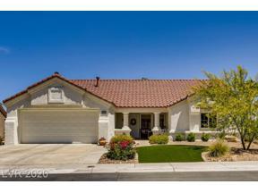 Property for sale at 2800 Crown Ridge, Las Vegas,  Nevada 89134