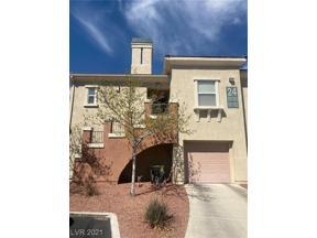 Property for sale at 10809 Garden Mist Drive 2001, Las Vegas,  Nevada 89135