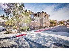 Property for sale at 717 Peachy Canyon Circle Unit: 201, Las Vegas,  Nevada 89144