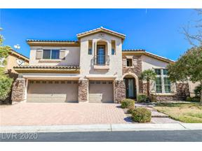 Property for sale at 11586 Capanna Rosso Place, Las Vegas,  Nevada 89141