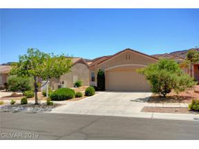 Property for sale at 1857 Cypress Greens Avenue, Henderson,  Nevada 89012