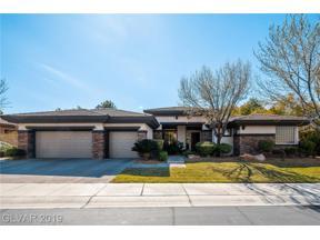 Property for sale at 5 Karsten Creek Court, Henderson,  Nevada 89052