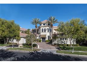 Property for sale at 800 CANYON GREENS Drive, Las Vegas,  Nevada 89144