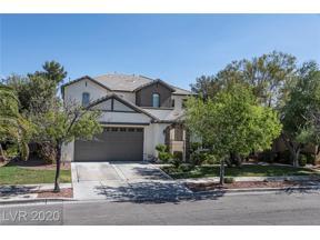 Property for sale at 1668 Shady Elm Street, Las Vegas,  Nevada 89135