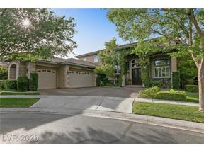 Property for sale at 9300 Provence Garden Lane, Las Vegas,  Nevada 89145