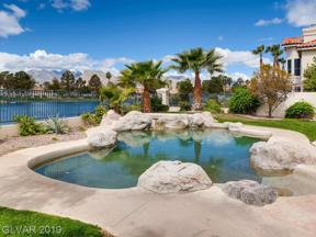 Property for sale at 2813 Summer Lake Drive, Las Vegas,  Nevada 89128