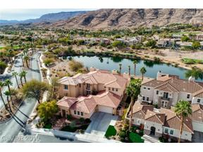 Property for sale at 2453 Calico Creek Court, Las Vegas,  Nevada 89135