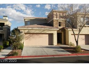 Property for sale at 10809 Garden Mist 2103, Las Vegas,  Nevada 89135