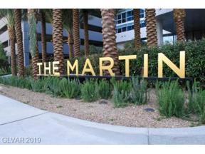 Property for sale at 4471 Dean Martin Drive Unit: 4110, Las Vegas,  Nevada 89103