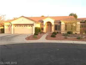 Property for sale at 1600 Thoreau Court, Henderson,  Nevada 89052