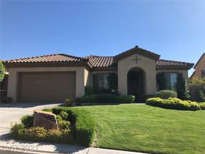 Property for sale at 37 Stonemark Drive, Henderson,  Nevada 89052