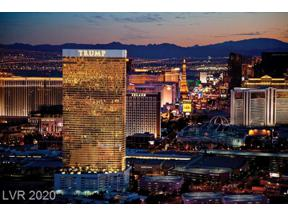 Property for sale at 2000 Fashion Show Drive 2918, Las Vegas,  Nevada 89109