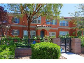 Property for sale at 2126 Waterlily View Street, Henderson,  Nevada 89044