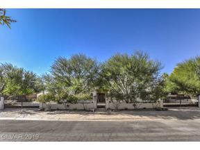 Property for sale at 7207 La Puebla Street, Las Vegas,  Nevada 89120
