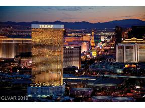 Property for sale at 2000 Fashion Show Drive Unit: 6009, Las Vegas,  Nevada 89109