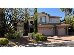 Property for sale at 116 South Ring Dove Drive, Las Vegas,  Nevada 89144