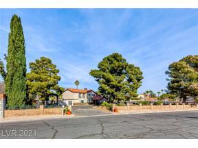 Property for sale at 2082 Camero Avenue, Las Vegas,  Nevada 89123