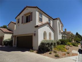 Property for sale at 1028 Campo Seco Court, Las Vegas,  Nevada 89138