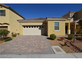 Property for sale at 38 HONORS COURSE Drive 0, Las Vegas,  Nevada 89148