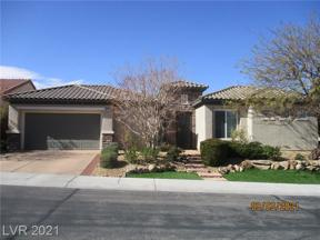 Property for sale at 2241 Turner Falls Street, Henderson,  Nevada 89044