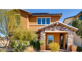 Property for sale at 604 Cadence View Way, Henderson,  Nevada 89011