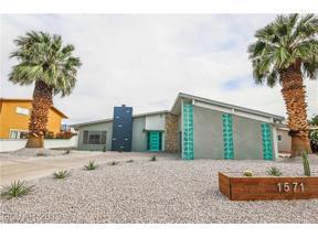Property for sale at 1571 Golden Arrow Drive, Las Vegas,  Nevada 89169
