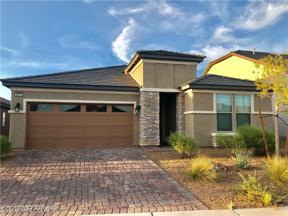 Property for sale at 3076 Young Bouvier Avenue, Henderson,  Nevada 89044