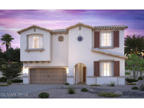 Property for sale at 3085 Hushed Sonnet Avenue, Henderson,  Nevada 89044