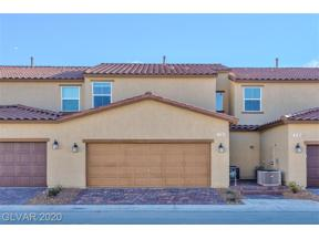 Property for sale at 3193 Brynley Avenue, Henderson,  Nevada 89044