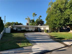 Property for sale at 2901 Burton Avenue, Las Vegas,  Nevada 89102