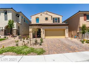 Property for sale at 4286 Paragon Highlands Avenue, Las Vegas,  Nevada 89141