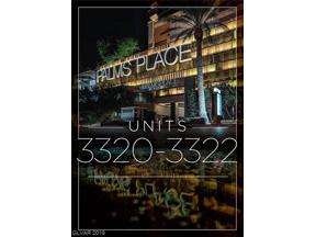 Property for sale at 4381 Flamingo Road Unit: 3322/3320, Las Vegas,  Nevada 89103
