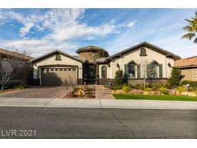 Property for sale at 11612 Siena Mist Avenue, Las Vegas,  Nevada 89138