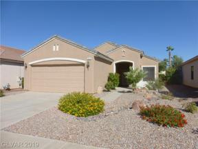 Property for sale at 1814 Mountain Ranch Avenue, Henderson,  Nevada 89012